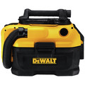 Factory Reconditioned Dewalt DCV581HR 18V - 20V MAX Cordless/Corded Lithium-Ion Wet/Dry Vacuum (Tool Only) image number 2