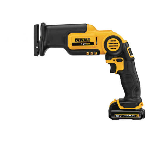 Dewalt DCS310S1 12V MAX Lithium-Ion Reciprocating Saw Kit image number 1