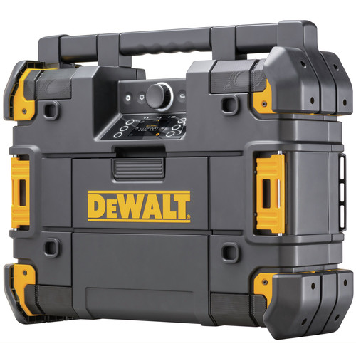 Dewalt DWST17510 TSTAK Portable Bluetooth Radio with Charger image number 0