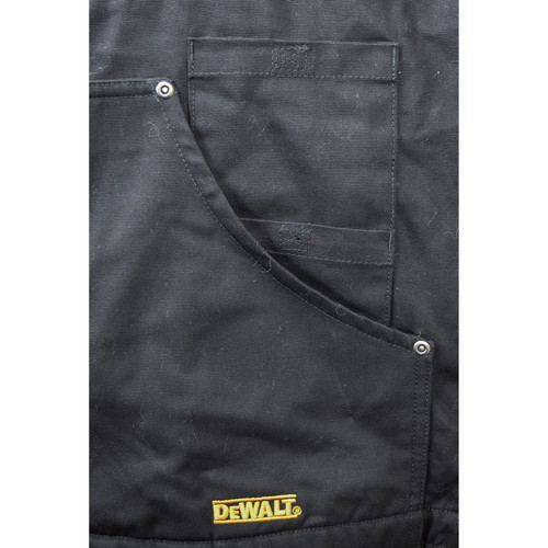Dewalt DCHJ076ABB-L 20V MAX Li-Ion Heavy Duty Heated Work Coat (Jacket Only) image number 2