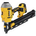 Dewalt DCN21PLM1 20V MAX 21-degree Plastic Collated Framing Nailer Kit image number 1