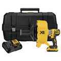 Dewalt DCD200D1 20V MAX XR 2.0 Ah Cordless Lithium-Ion Brushless Drain Snake Kit image number 0