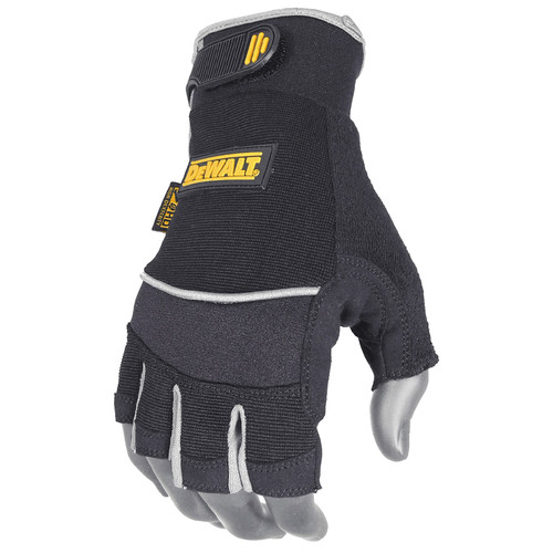 Dewalt DPG230XL Technician Fingerless Gloves - XL