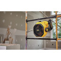 Factory Reconditioned Dewalt DCE511BR 20V MAX Lithium-Ion Corded/Cordless Jobsite Fan (Tool Only) image number 3