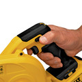 Factory Reconditioned Dewalt DCE100BR 20V MAX Cordless Lithium-Ion Jobsite Blower (Tool Only) image number 2