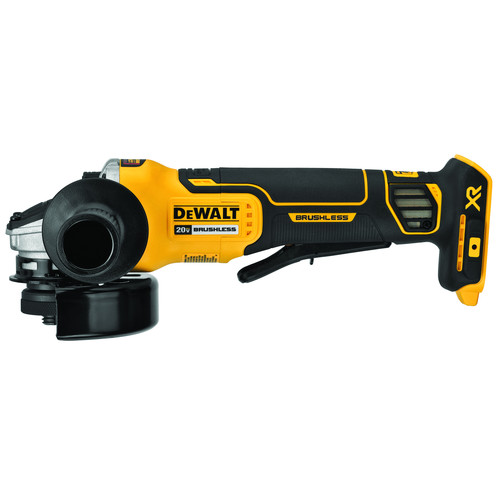 Dewalt DCG413B 20V MAX XR 4.5 in. Angle Grinder with Brake (Tool Only) image number 0