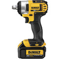 Factory Reconditioned Dewalt DCF880HM2R 20V MAX XR Cordless Lithium-Ion 1/2 in. Impact Wrench Kit with Hog Ring Anvil image number 1