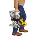Factory Reconditioned Dewalt DCS361M1R 20V MAX Cordless Lithium-Ion 7-1/4 in. Sliding Compound Miter Saw Kit image number 4