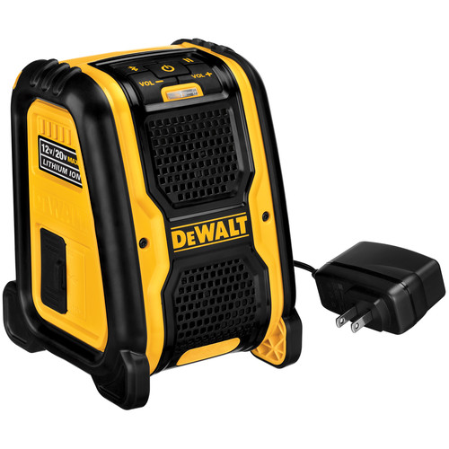 Dewalt DCR006 12V/20V MAX Cordless Lithium-Ion Bluetooth Speaker
