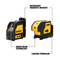 Dewalt DW0883CG Green Beam Line and Spot Laser image number 1