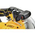 Dewalt DCS565B 20V MAX Brushless Lithium-Ion 6-1/2 in. Cordless Circular Saw (Tool Only) image number 6