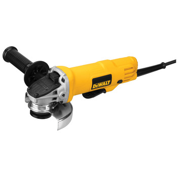 Dewalt DWE4012 7 Amp 4.5 in. Small Angle Grinder with Paddle Switch