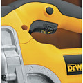 Dewalt DW331K 1 in. Variable Speed Top-Handle Jigsaw Kit image number 6