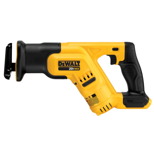 Dewalt DCS387B 20V MAX Compact Lithium-Ion Cordless Reciprocating Saw (Tool Only) image number 0