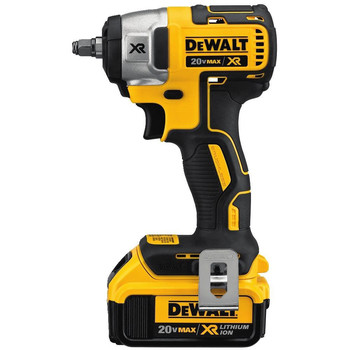 Dewalt DCF890M2 20V MAX XR Cordless Lithium-Ion 3/8 in. Compact Impact Wrench Kit image number 2