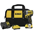 Dewalt DCF601F2 XTREME 12V MAX Brushless Lithium-Ion 1/4 in. Cordless Screwdriver Kit (2 Ah) image number 0
