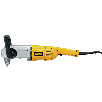 Dewalt DW124K 11.5 Amp 300/1200 RPM 1/2 in. Corded Stud and Joist Drill Kit image number 0