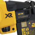 Dewalt DCN680D1 20V MAX Cordless Lithium-Ion XR 18 GA Cordless Brad Nailer Kit image number 6