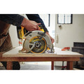 Dewalt DCS570P1 20V MAX 7-1/4 Cordless Circular Saw Kit with 5.0 AH Battery image number 11
