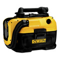 Dewalt DCV581H 20V MAX Cordless/Corded Lithium-Ion Wet/Dry Vacuum (Tool Only) image number 2