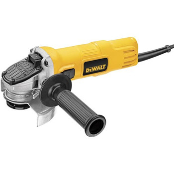 Dewalt DWE4011 4-1/2 in. 12,000 RPM 7.0 Amp Angle Grinder with One-Touch Guard image number 0