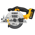 Dewalt DCS391P1 20V MAX Cordless Lithium-Ion 6-1/2 in. Circular Saw Kit image number 1