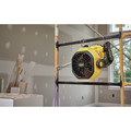 Dewalt DCE511B-DCB240-BNDL 20V MAX Cordless Lithium-Ion / Corded Jobsite Fan and 4 Ah Compact Lithium-Ion Battery image number 10