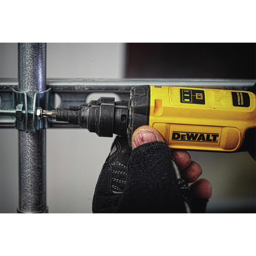 Factory Reconditioned Dewalt DCF681N2R 8V MAX Gyroscopic Screwdriver With Conduit Reamer image number 3