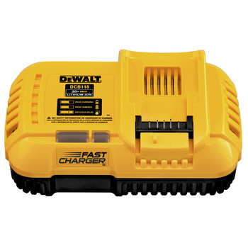 Dewalt DCB118 20V/60V MAX 4/8 Amp Fan-Cooled Fast Charger