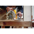 Dewalt DCS570P1 20V MAX 7-1/4 Cordless Circular Saw Kit with 5.0 AH Battery image number 8
