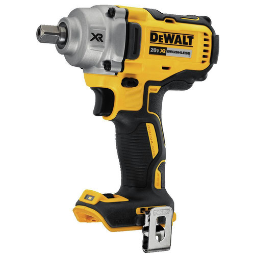 Dewalt DCF894B 20V MAX XR 1/2 in. Mid-Range Cordless Impact Wrench with Detent Pin Anvil (Bare Tool)