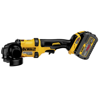 Factory Reconditioned Dewalt DCG414T1R 60V MAX Cordless Lithium-Ion 4-1/2 in. - 6 in. Grinder with FlexVolt Battery image number 1