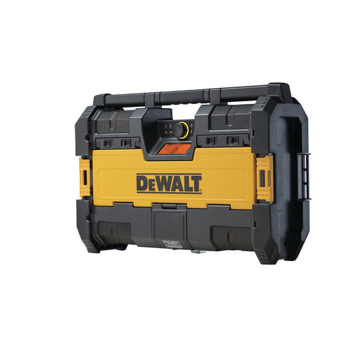 Dewalt DWST08810 ToughSystem Music and Charger System image number 0