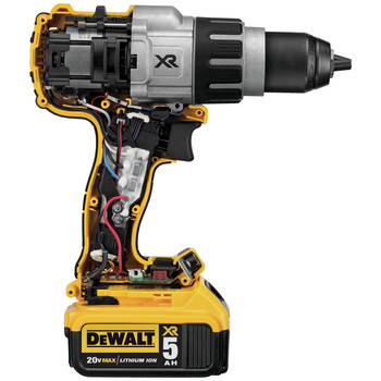 Factory Reconditioned Dewalt DCD996P2R 20V MAX XR Lithium-Ion Brushless 3-Speed 1/2 in. Cordless Drill Driver Kit (5 Ah) image number 6