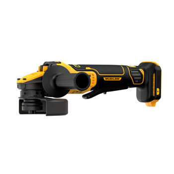 Dewalt DCG416B 20V MAX Brushless Lithium-Ion 4-1/2 in. - 5 in. Cordless Paddle Switch Angle Grinder with FLEXVOLT ADVANTAGE (Tool Only)