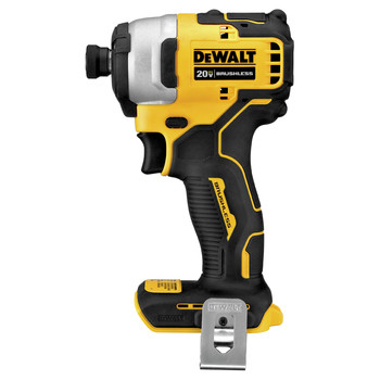 Dewalt DCF809B ATOMIC 20V MAX 1/4 in. Brushless Compact Impact Driver (Tool Only) image number 0