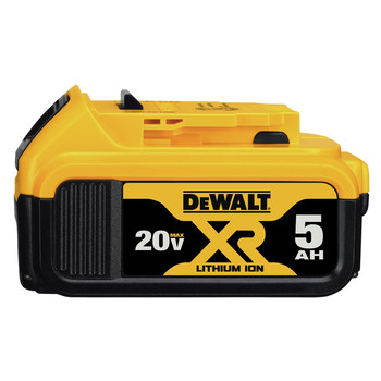 Dewalt DCB205 20V MAX XR Premium 5 Ah Lithium-Ion Battery