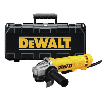 Dewalt DWE402K 11 Amp 4-1/2 in. Paddle Switch Angle Grinder Kit
