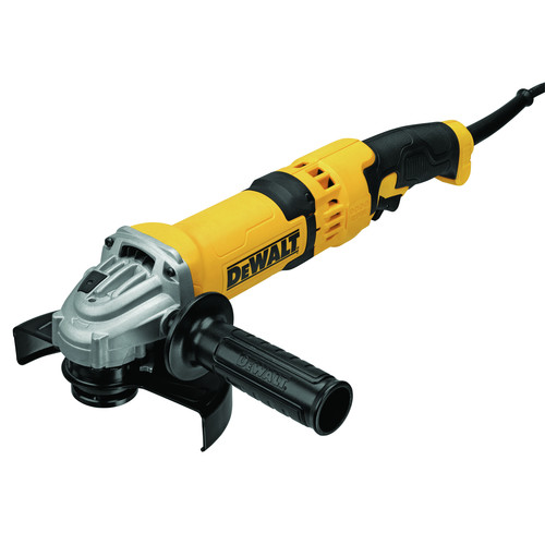 Factory Reconditioned Dewalt DWE43116R 120V 13 Amp High Performance 4-1/2 in. - 6 in. Corded Triger Switch Grinder image number 0