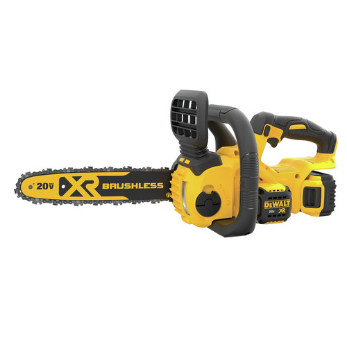 Dewalt DCCS620P1 20V MAX XR 5.0 Ah Brushless Lithium-Ion 12 in. Compact Chainsaw Kit