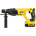 Factory Reconditioned Dewalt DCH133M2R 20V MAX XR Cordless Lithium-Ion 1 in. D-Handle SDS-Plus Rotary Hammer Kit image number 2