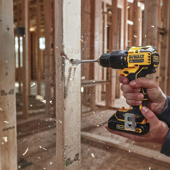 Dewalt DCD709B ATOMIC 20V MAX Lithium-Ion Brushless Compact 1/2 in. Cordless Hammer Drill (Tool Only) image number 4