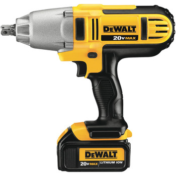Dewalt DCF889M2 20V MAX XR Cordless Lithium-Ion 1/2 in. High-Torque Impact Wrench Kit with Detent Pin image number 1