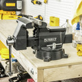 Dewalt DXCMWSV8 8 in. Heavy Duty Workshop Bench Vise image number 9
