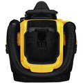 Factory Reconditioned Dewalt DCV581HR 18V - 20V MAX Cordless/Corded Lithium-Ion Wet/Dry Vacuum (Tool Only) image number 3