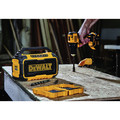 Dewalt DCR010 12V/20V MAX Jobsite Bluetooth Speaker (Tool Only) image number 7