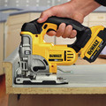 Factory Reconditioned Dewalt DCS331BR 20V MAX Cordless Lithium-Ion Jigsaw (Tool Only) image number 1