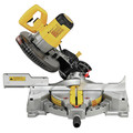 Dewalt DWS713 15 Amp 10 in. Single Bevel Compound Miter Saw image number 3