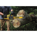 Dewalt DCCS670X1 60V 3.0 Ah FLEXVOLT Cordless Lithium-Ion Brushless 16 in. Chainsaw image number 14