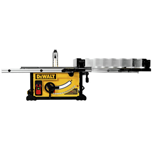 Factory Reconditioned Dewalt DWE7491RSR 10 in. 15 Amp Site-Pro Compact Jobsite Table Saw with Rolling Stand image number 5